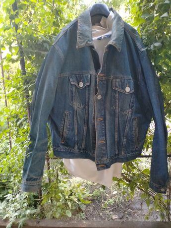 Джинсовая куртка Armani