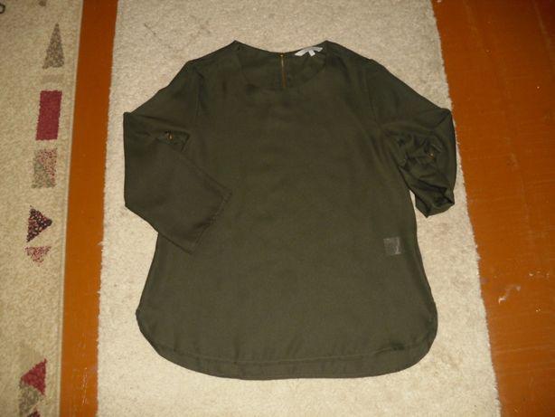 Bluzka oliwkowa R.12