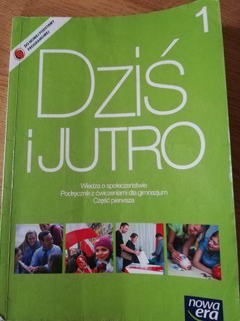Książka DZIŚ I JUTRO 1