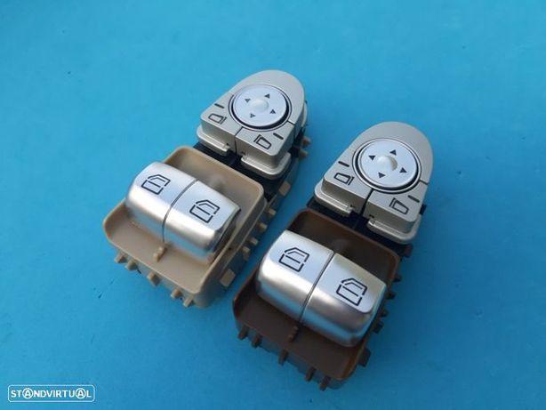 Comando botão interruptor Vidros Mercedes Vito W447 de 2014 - (2059050302)  NOVO