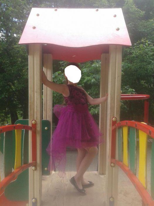 Вечернее платье для девочки Бобровка - изображение 1