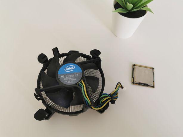Processador Intel Core i3 550 + Cooler (Socket 1156)