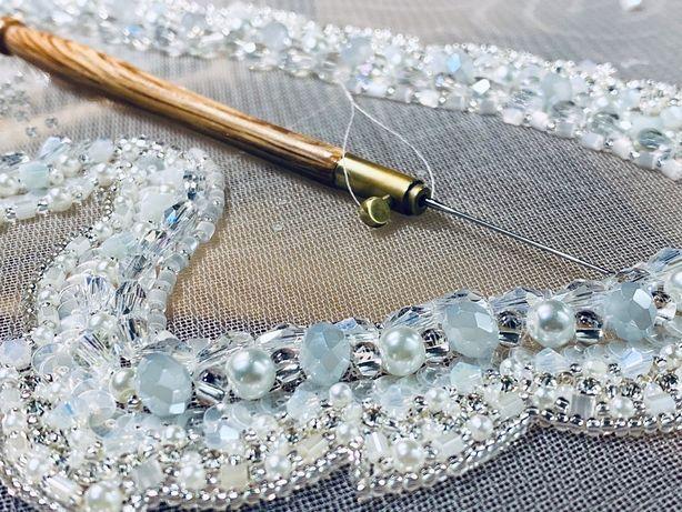 Онлайн обучение по вышивке люневильским