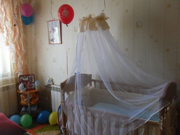 Продам детскую кроватку Veres