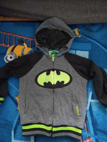 Bluza BATMAN  98 cm dla chłopca