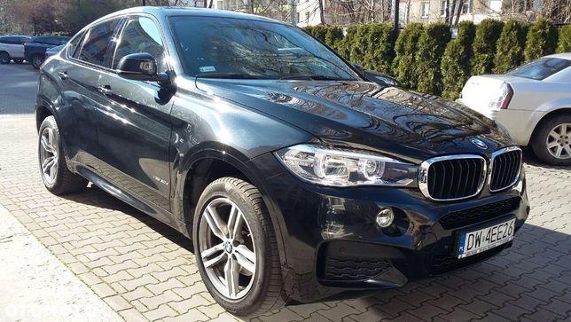 BMW X6 BMW X6 30d xDrive M Pakiet Polski Salon Gwarancja do 200 tys km