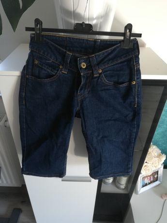 Levis spodenki damskie jeansowe