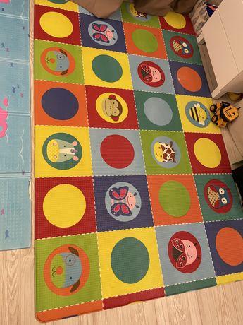 Детский игровой большой коврик Скип Хоп Skip Hop zoo