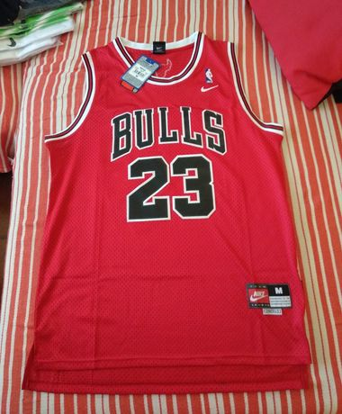 Camisola NBA Chicago Bulls tamanho Nike e Mitchell and ness (Stock)