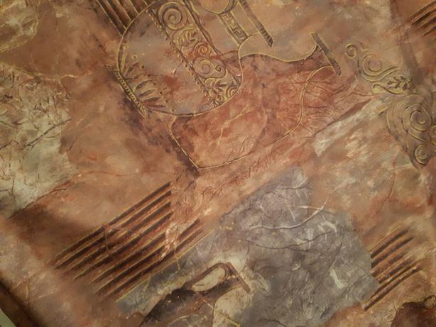 tkanina na zasłony, kotary, story