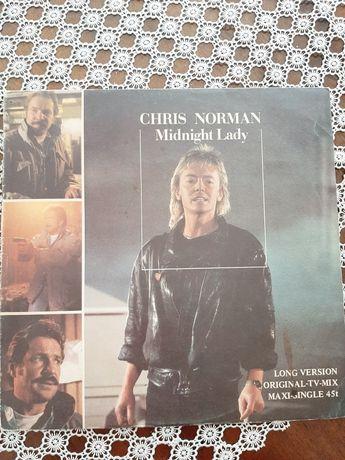 Płyta winylowa Chris Norman