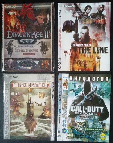 Компьютерные игры. диск