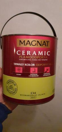 Farba Magnat ceramic wysmakowany oliwin 2,5l