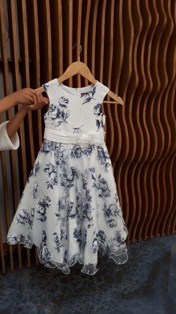Праздничное пышное платье - солнце Rodeng