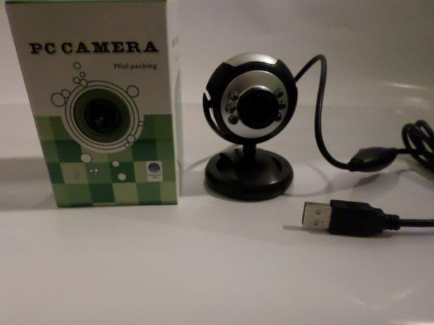 PC Camera Internetowa, Car cam, czujnik ruch