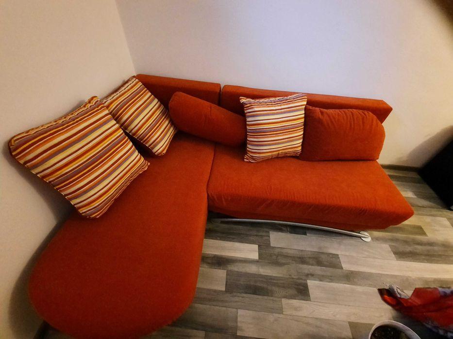 Naroznik rozkladany z poduszkami Barlinek - image 1