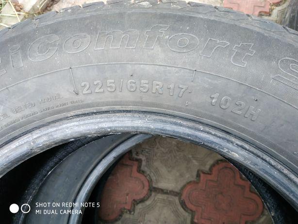 Шины 225*65*R17 комплект 4шт.