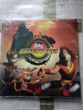 Filme Max Adventures em DVD 2€