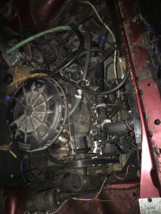Двигатель с коробкой на Фиат Регата Каменское - изображение 1