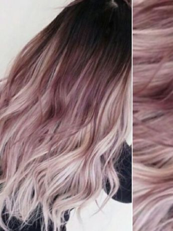 Окрашивание Покраска волос. НЕдорого. Трендовые растяжки цвета, Балаяж