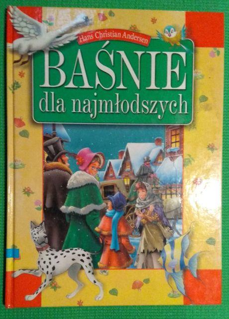 Baśnie dla najmłodszych Hans Christian Andersen