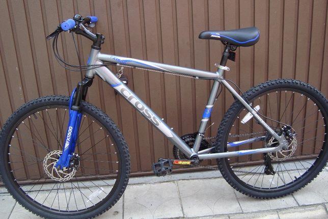 """Rower górski CROSS FXT500 NOWY aluminiu tarcze 26"""""""