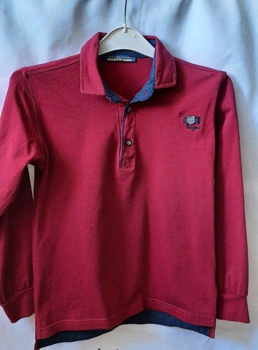 Рубашки, обманки на 8-10лет Макеевка - изображение 1