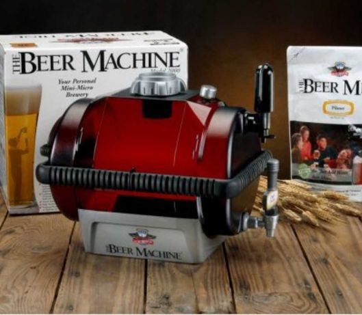 Мини пивоварня beer machine