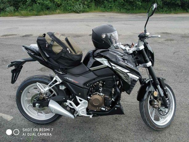 Продам мотоцикл Лифан кп250