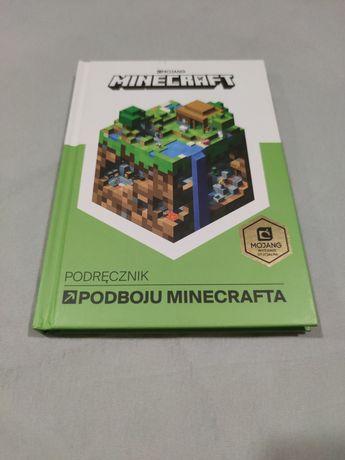 Książka Minecraft podręcznik