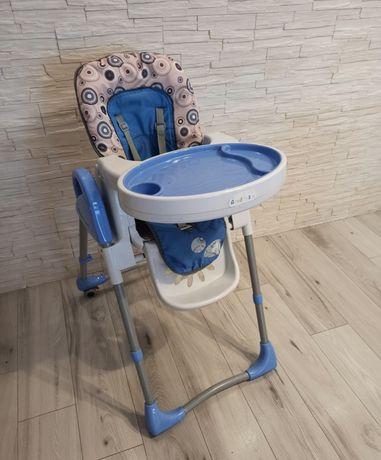 Krzesełko do karmienia dziecka /regulowane