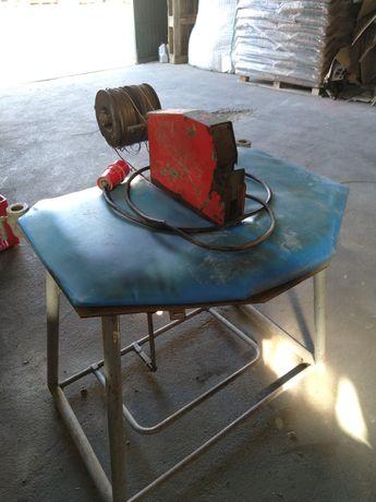 Máquina de fazer bolsas de cebola, alho , batata doce