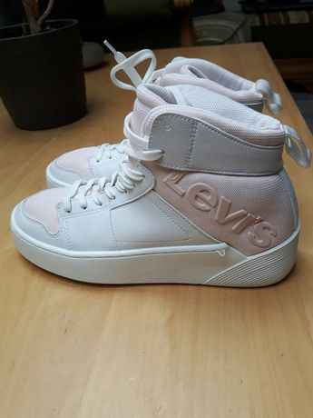 Levis basket sneakersy za kostkę, r. 38. Super stan