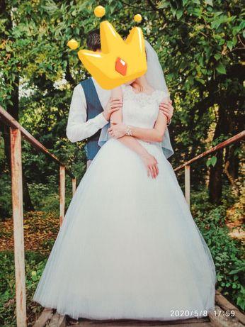 Увага! Ціна знижена! Весільна сукня