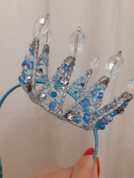 Корона Снежная королева