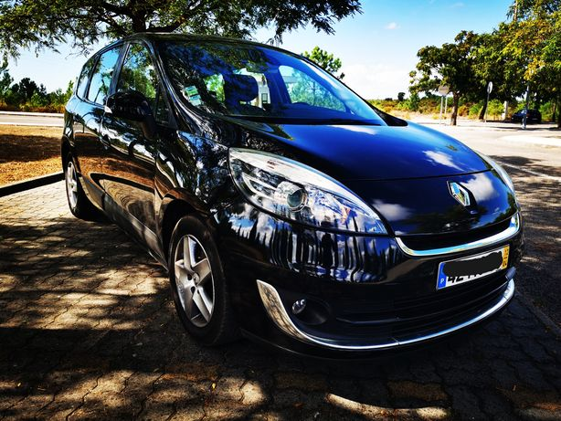 Renault Grand Scenic 7 Lugares