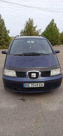 Продам SEAT ALHAMBRA(Volkswagen Sharan). 1,9 TDI