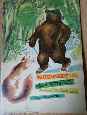 Niedźwiedź i lis - K. Czukowski