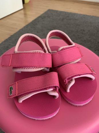 Sandalki dla dziewczynki