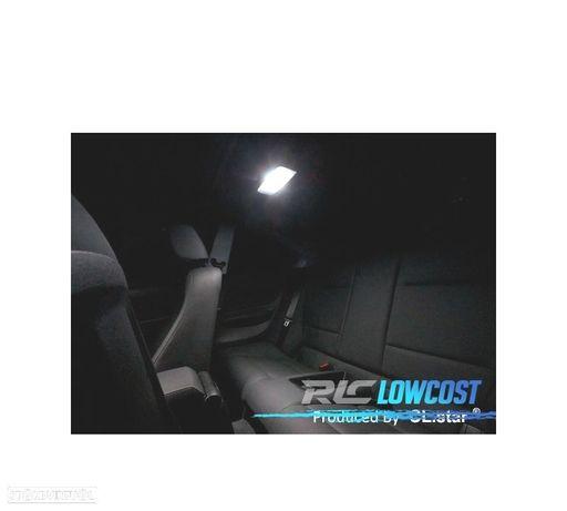 KIT COMPLETO DE 8 LÂMPADAS LED INTERIOR PARA BMW 1 SERIE F20 F21 116I 118I 120I 120D 125D 125I M135