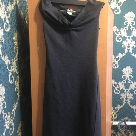 Платье-сарафан прямого кроя Luca Luca