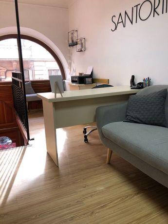 Офісний стіл білий як ikea
