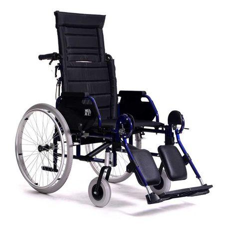 Nowy wózek inwalidzki vermeiren eclips