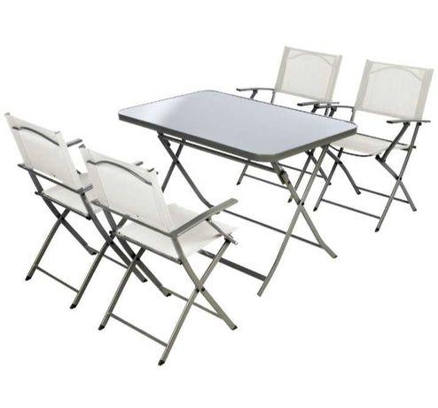 Mesa + Cadeiras Exterior em ótimo estado!