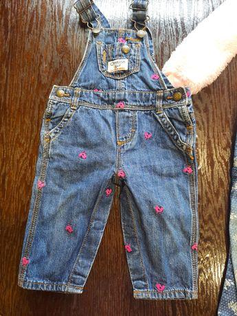 Комбінезон джинсовий 86 р