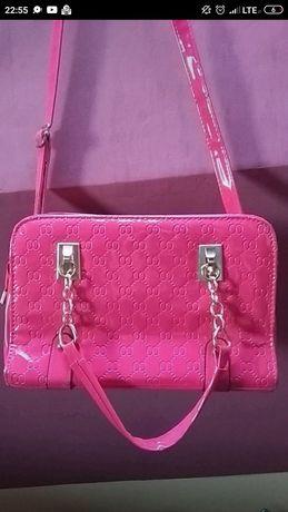 Różowa torebka za 15zł