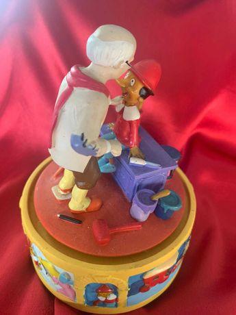 Caixa de música Disney - Pinóquio