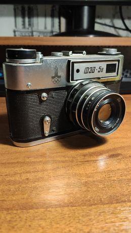 Фотоапарат ФЕД-5В. Раритет/ СССР