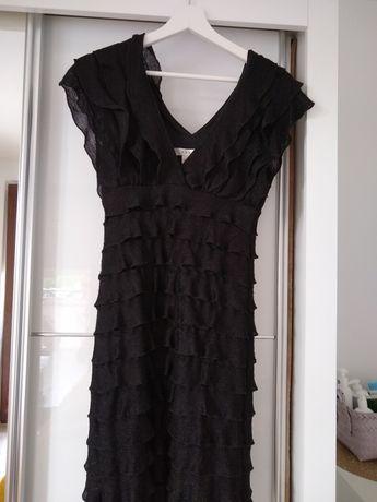 Ładna, oryginalna sukienka!