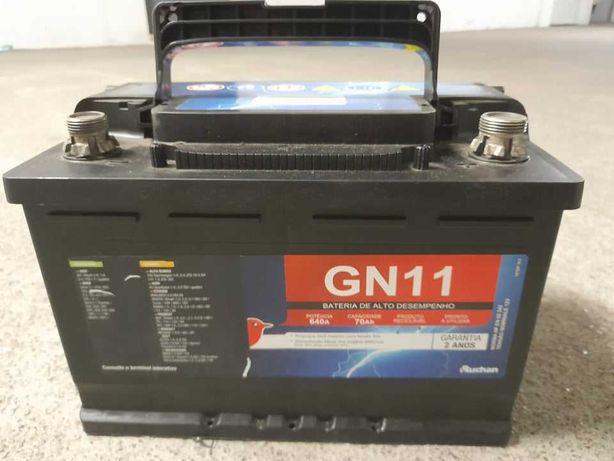 Bateria para automóvel (marca Auchan - GN 11)
